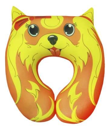 Мягкая подушка Оранжевый кот Йорк 01