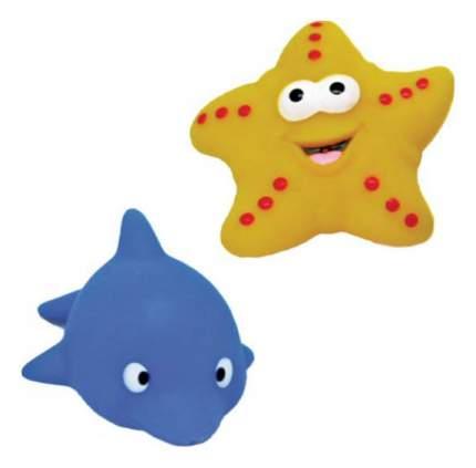 Игрушка для купания Жирафики Дельфин и морская звезда