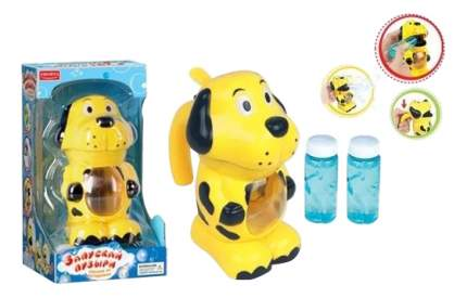 Игрушка для запуска мыльных пузырей Собака Zhorya ZYB-B0390-1