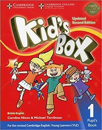 Kid's Box Upd 2Ed 1 PB