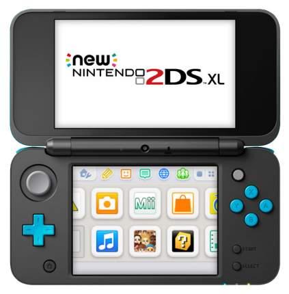 Портативная игровая консоль Nintendo 2DS XL + Super Mario 3D Land