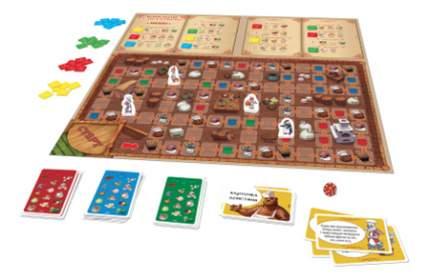 Семейная настольная игра Zvezda Лесной трактир