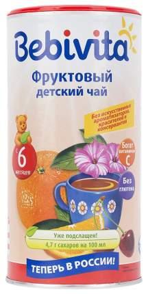 Чай Bebivita Фруктовый с 4 мес 200 г
