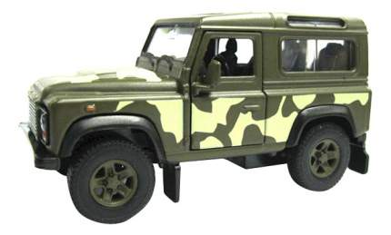Коллекционная модель Welly Land Rover Defender 1:34