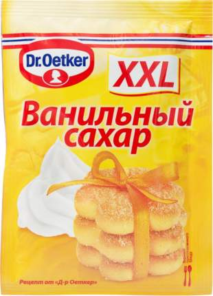 Сахар ванильный Dr.Oetker xxl 40 г