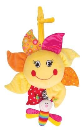Подвесная игрушка Подсолнух 0+ Happy Snail 14HS005MP
