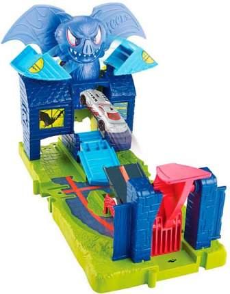 Автотрек Mattel Сити с монстрами-злодеями FNB08