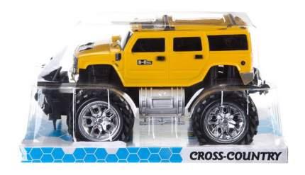 Машинка инерционная Джип Cross Country Gratwest В76304