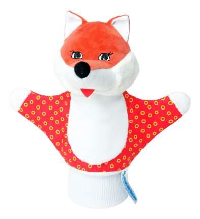 Игрушка-рукавичка Лисичка в красном наряде Мякиши Р28422