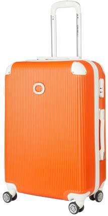 Чемодан Ornelli 21730-1 оранжевый L