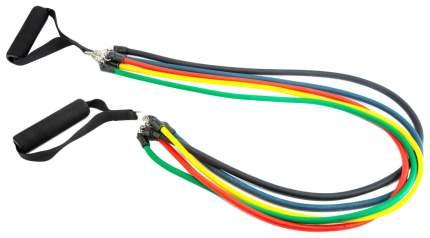 Набор эспандеров Bradex Спорт Профи разноцветный, 5 шт.