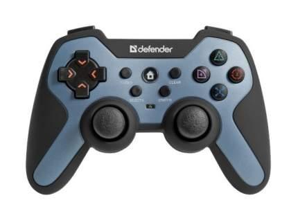 Геймпад Defender Scorpion Black/Blue (64260)