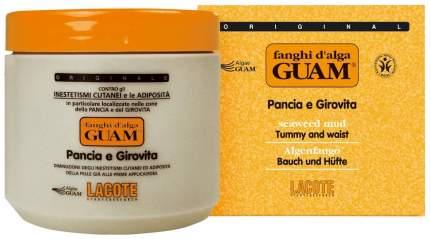 Маска для тела Guam FANGHI D'ALGA Pancia E Girovita 500 гр
