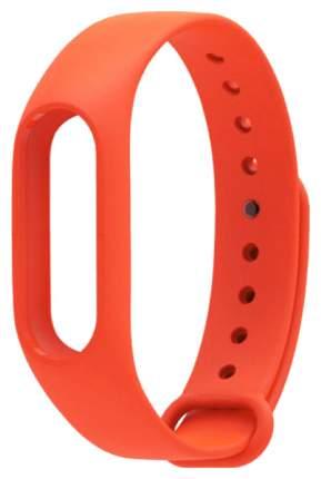 Силиконовый ремешок для Xiaomi Mi Band 2, оранжевый