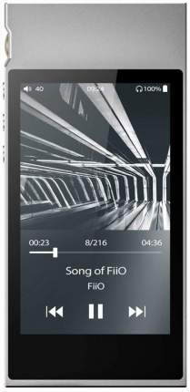 Плеер FiiO M7 Silver
