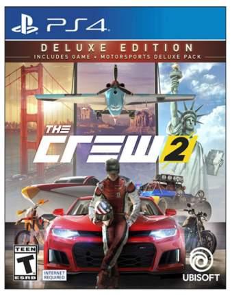Игра для Playstation 4 Ubisoft Interactive The Crew 2 Deluxe Edition