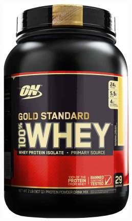 Протеин Optimum Nutrition 100% Whey Gold Standard 908 г Banana Cream