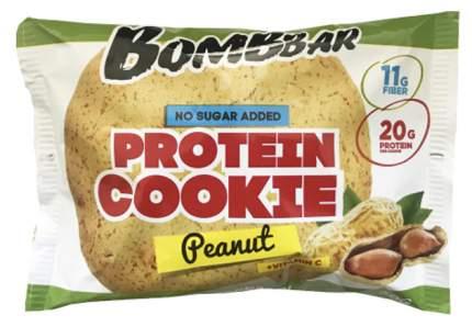 Протеиновое печенье Bombbar 60 г арахис