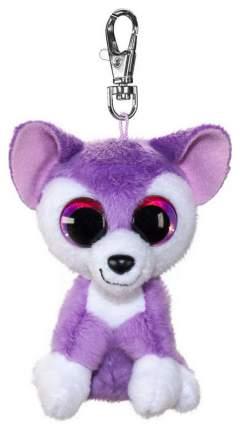 Брелок волк susi, фиолетовый, 8,5 см