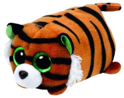 Мягкая игрушка ABtoys Тигренок коричневый, 10 см