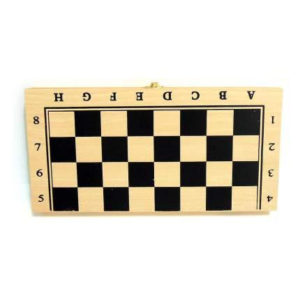 Настольная игра Shantou Gepai 2 в 1 шахматы и нарды R07651