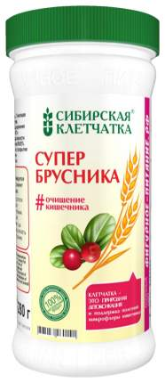 Клетчатка Сибирская супербрусника 280 г