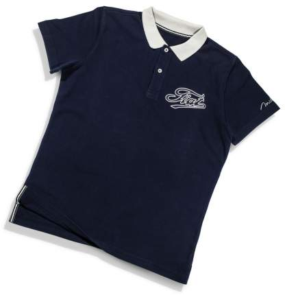 Мужская рубашка поло Fiat 50907575 Blue