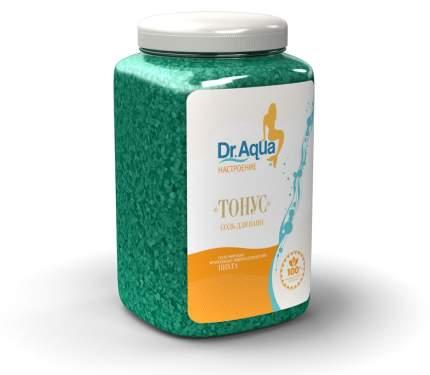 Соль морская ароматная Пихта 'Тонус' Dr. Aqua 750 гр
