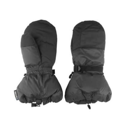 Варежки Bask Brooks-D V2 мужские черные XL