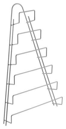 """Держатель для крышек Metaltex """"Mango"""", 23х7х42см, сталь, 36,40,06"""