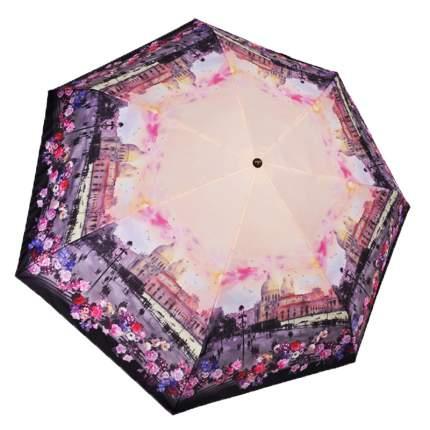 Мини-зонт автомат Три Слона 294-I-0718-09 бежевый