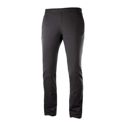 Спортивные брюки Salomon Agile Warm, black, M INT