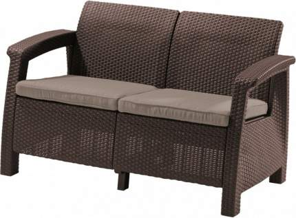 Диван Keter Corfu Love Seat 17197359