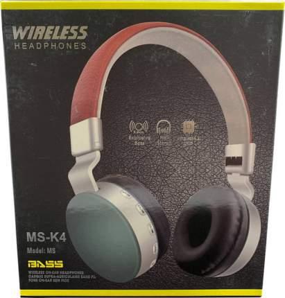 Наушники беспроводные MS-K4 Blue