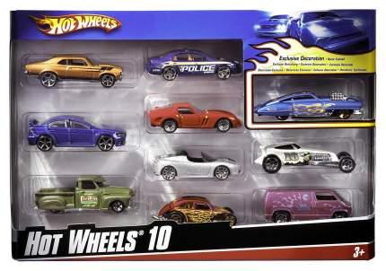 Набор машинок Hot Wheels 54886 в ассортименте