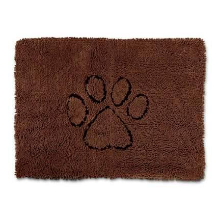 Коврик для животных Dog Gone SmartT Doormat, коричневый, 40,5x58,5см