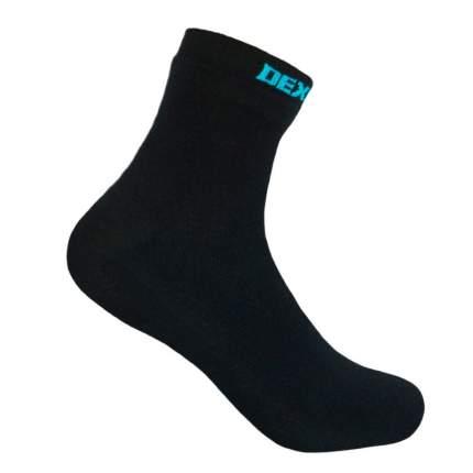 Носки мужские DexShell Thin, черные, S INT