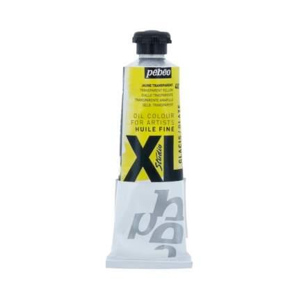 Масляная краска Pebeo XL Glaze желтый 937401 37 мл