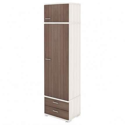 Платяной шкаф Мэрдэс Домино КС-15 MER_KS-15_KSH 55,3x57,1x213, карамель