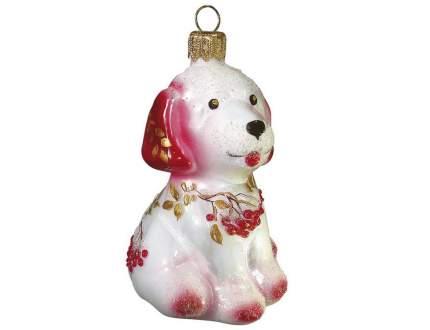 Елочная игрушка Ариэль Зимняя ягода 10 см 1 шт 612.9-ариэль