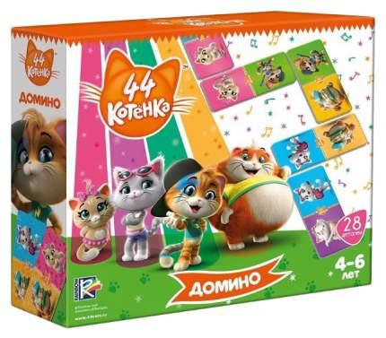 Игра настольная 44 Котёнка Домино