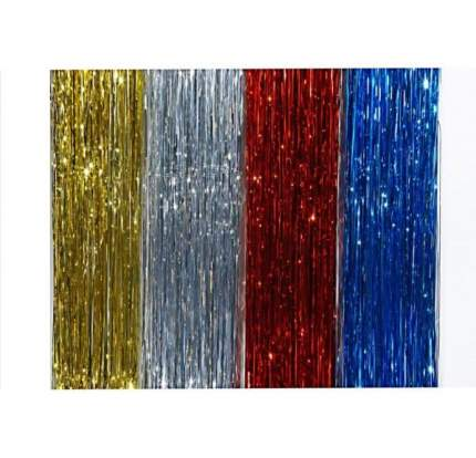 Дождик новогодний Ели Peneri Д1524 150 х 20 см разноцветный цвет в ассортименте