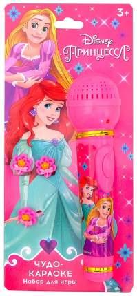 Набор для игры Волшебное караоке, Принцессы звуковые эффекты Disney