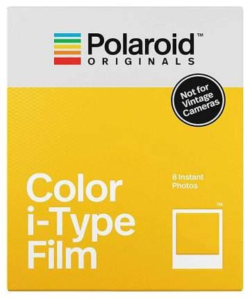 Картридж Polaroid Original Color I-type Film 4668 (White)