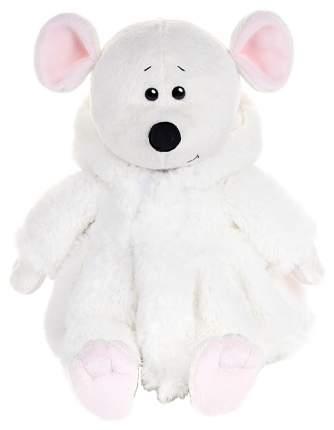 Мягкая игрушка Maxitoys Luxury Мышка Мила в Белой Шубке