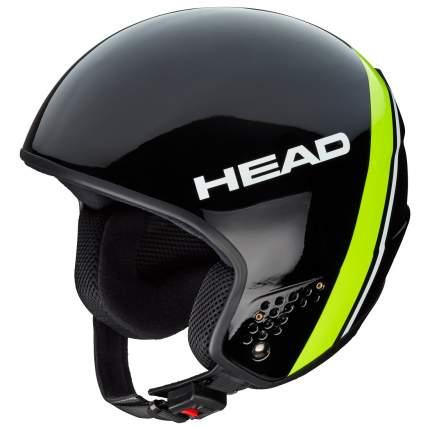 Горнолыжный шлем Head Stivot Race 2020 black/lime, XXL