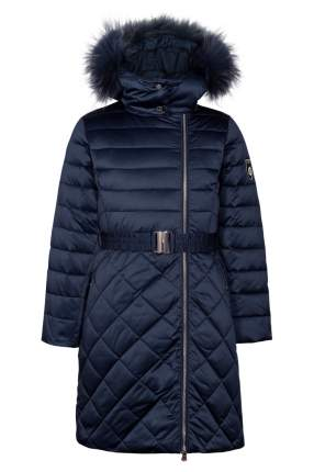 Пальто Junior Republic, цв.темно-синий, 152 р-р.