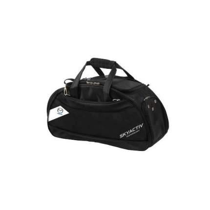 Спортивная сумка Mazda Sport Bag, Skyactive, Black, 830077534