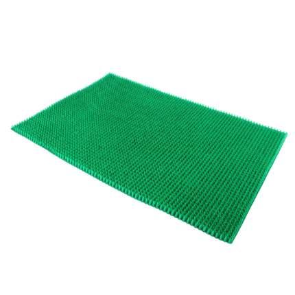 Покрытие ковровое щетинистое в ковриках 60*90см, зеленый, In'Loran арт.40-691