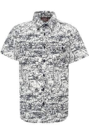 Рубашка для мальчика Finn Flare, цв. серый, р-р. 146